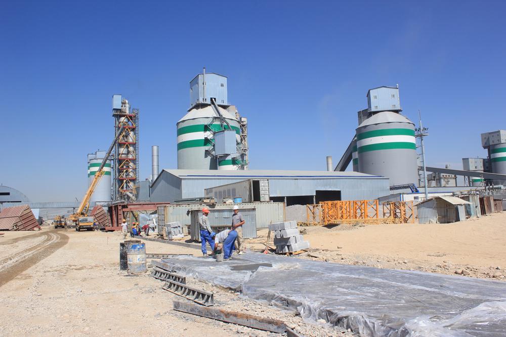 В Южно-Казахстанской области запущено в эксплуатацию новое производство. 4